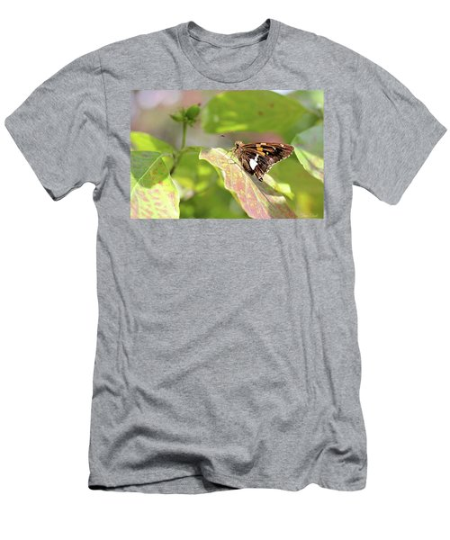 Men's T-Shirt (Athletic Fit) featuring the photograph A Place Of Rest by Trina Ansel