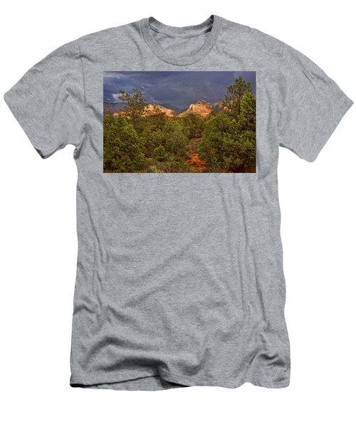 A Sliver Of Light Men's T-Shirt (Athletic Fit)