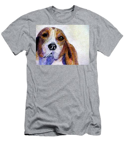 A Soulful Hound Men's T-Shirt (Athletic Fit)