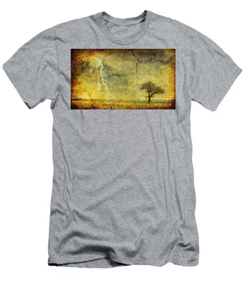 A Stormy Spring Men's T-Shirt (Athletic Fit)