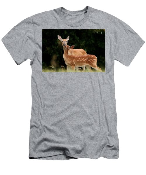 A Tender Moment Men's T-Shirt (Athletic Fit)