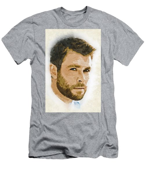 A Tribute To Chris Hemsworth Men's T-Shirt (Athletic Fit)