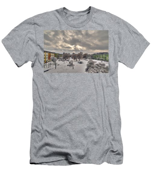 A Very Special Place Men's T-Shirt (Slim Fit) by Tgchan