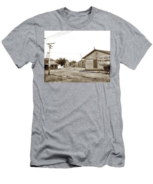 A. A. Manuel General Merchandise, Monterey 1901 Men's T-Shirt (Athletic Fit)