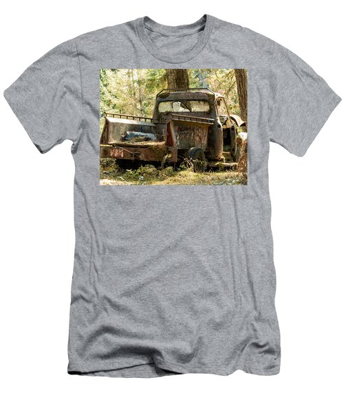 Abandoned And Abused Men's T-Shirt (Athletic Fit)