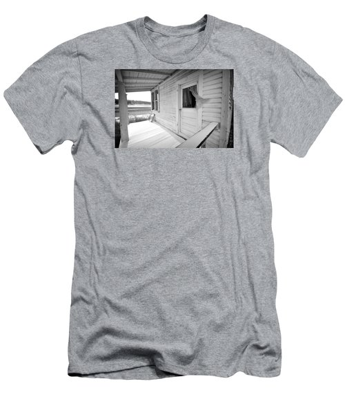 Abandoned Home Men's T-Shirt (Athletic Fit)
