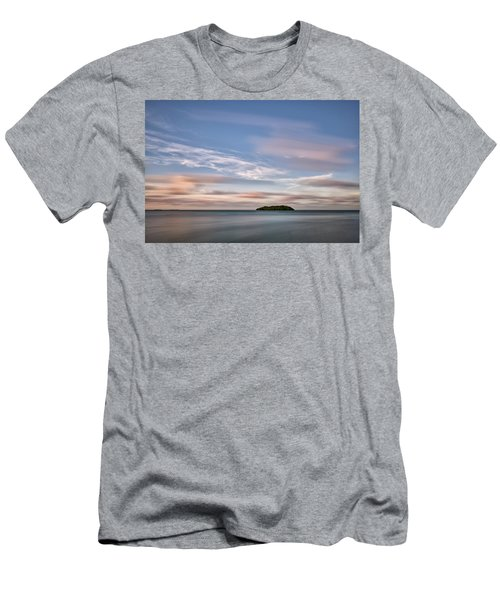 Abandoned Key Men's T-Shirt (Athletic Fit)