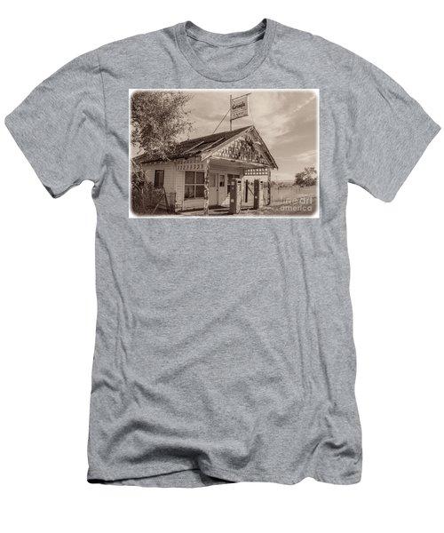 Abandoned Men's T-Shirt (Slim Fit) by Robert Bales