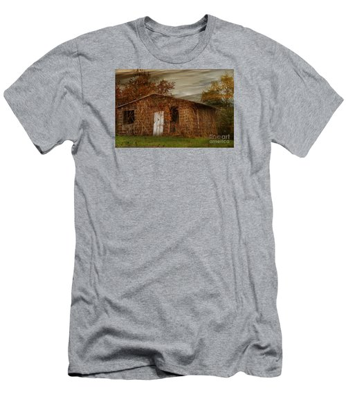 Abandoned Men's T-Shirt (Slim Fit) by Tamera James