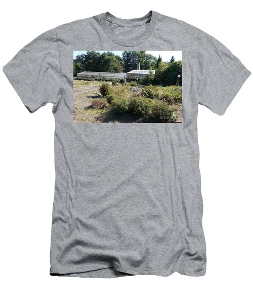 Abanoned Old Horticulture Men's T-Shirt (Athletic Fit)