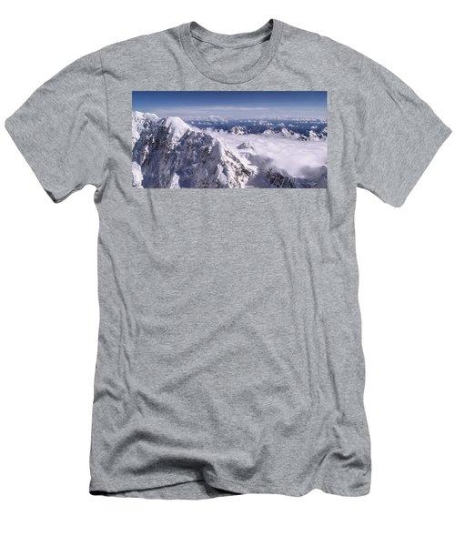 Above Denali Men's T-Shirt (Athletic Fit)