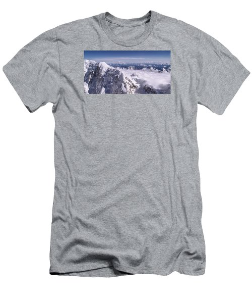 Above Denali Men's T-Shirt (Athletic Fit)