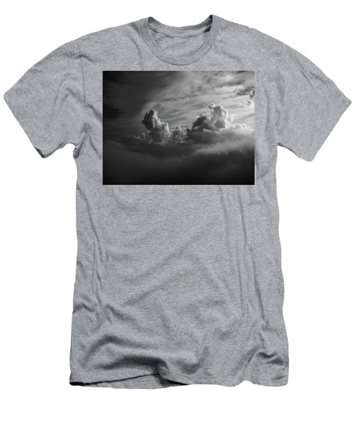 Above Earth 4 Men's T-Shirt (Athletic Fit)
