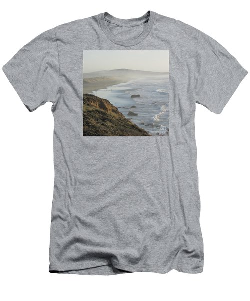 Looking Toward San Francisco Men's T-Shirt (Athletic Fit)