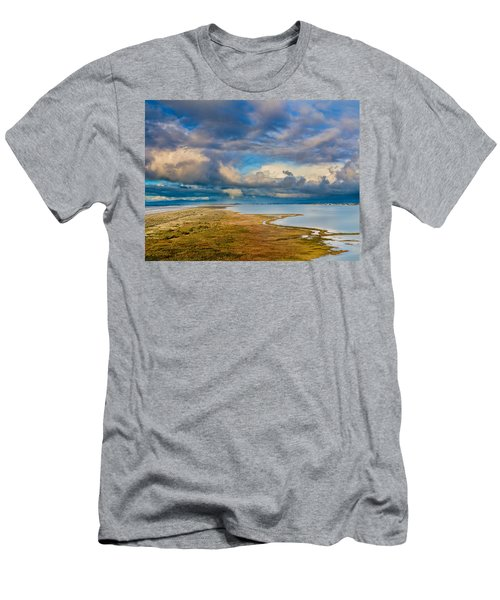 Above The Bay Men's T-Shirt (Athletic Fit)