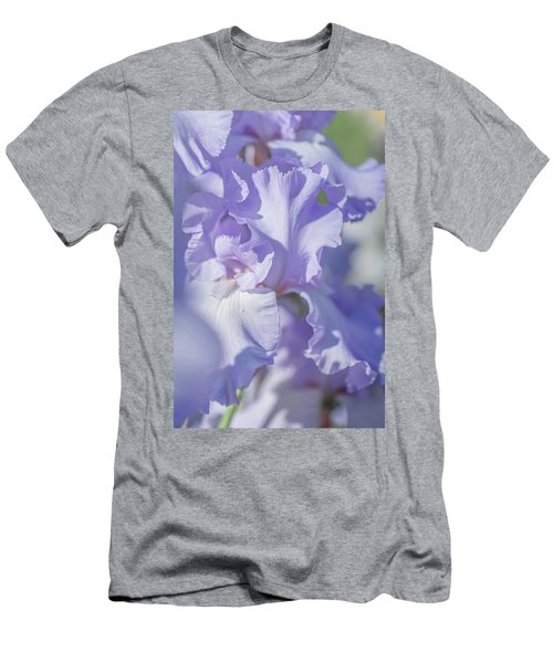 Absolute Treasure Closeup 2. The Beauty Of Irises Men's T-Shirt (Athletic Fit)
