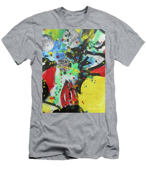 Abstract-1 Men's T-Shirt (Athletic Fit)