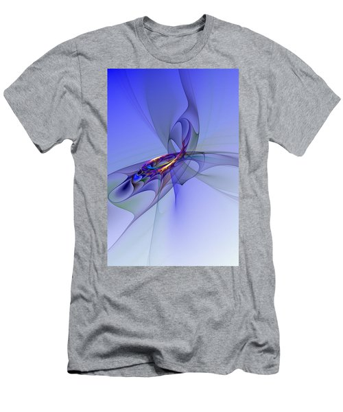 Abstract 110210 Men's T-Shirt (Athletic Fit)