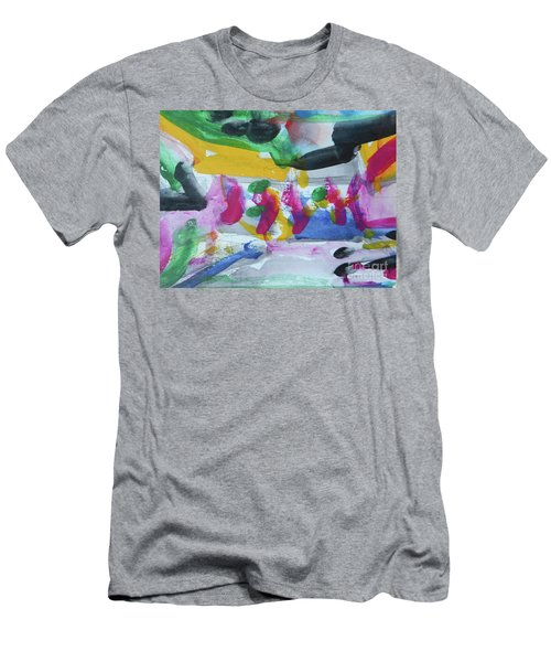 Abstract-17 Men's T-Shirt (Athletic Fit)