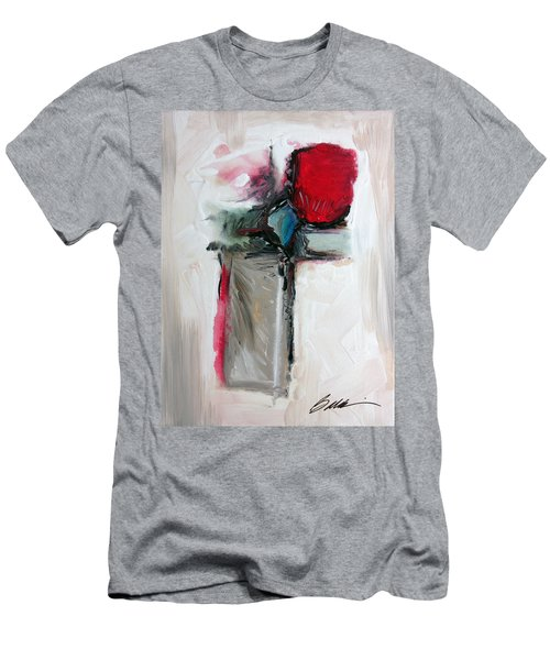 Abstract 200709 Men's T-Shirt (Athletic Fit)