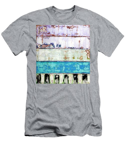 Art Print Abstract 31 Men's T-Shirt (Athletic Fit)