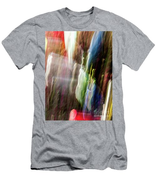 Abstract-4 Men's T-Shirt (Athletic Fit)