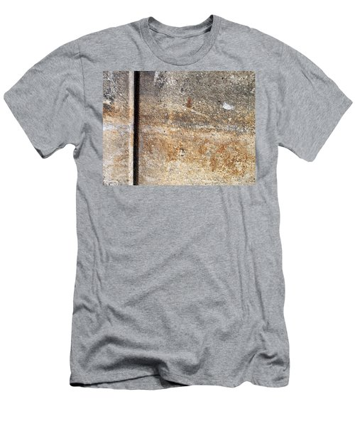 Abstract Concrete 17 Men's T-Shirt (Athletic Fit)