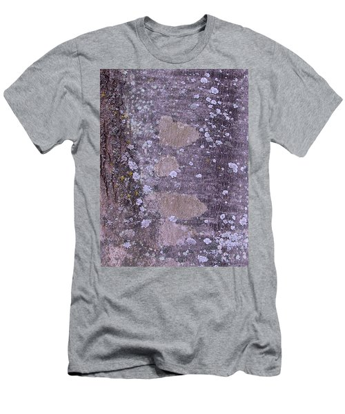 Abstract Photo 001 A Men's T-Shirt (Slim Fit) by Larry Capra