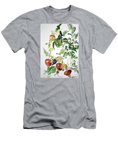 Abstract Vegetables Men's T-Shirt (Athletic Fit)