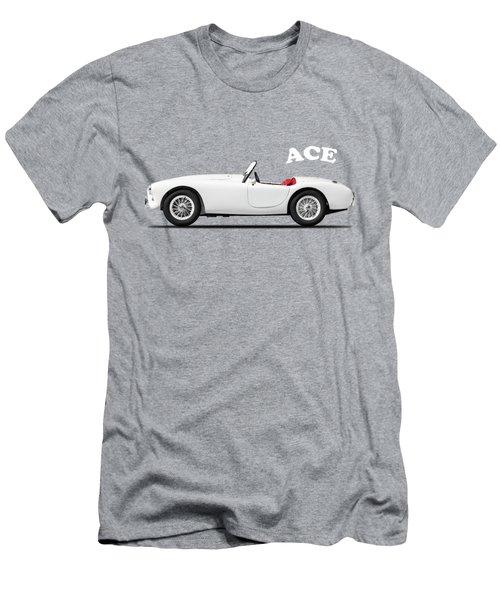 Ac Ace Men's T-Shirt (Slim Fit) by Mark Rogan