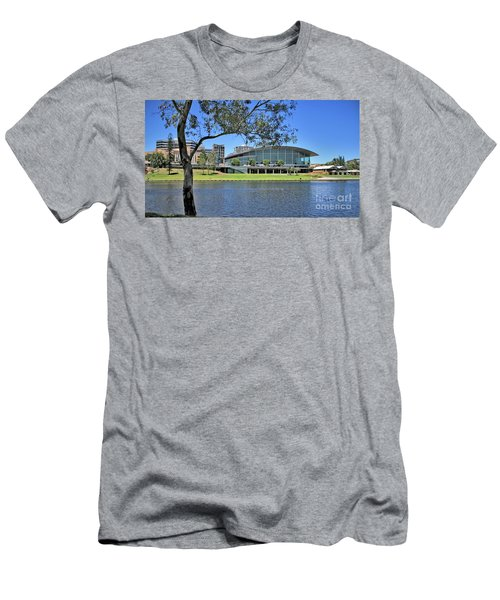 Adelaide Convention Centre Men's T-Shirt (Athletic Fit)