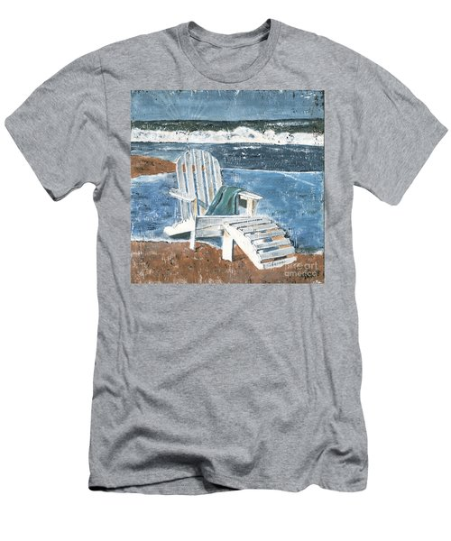 Adirondack Chair Men's T-Shirt (Athletic Fit)