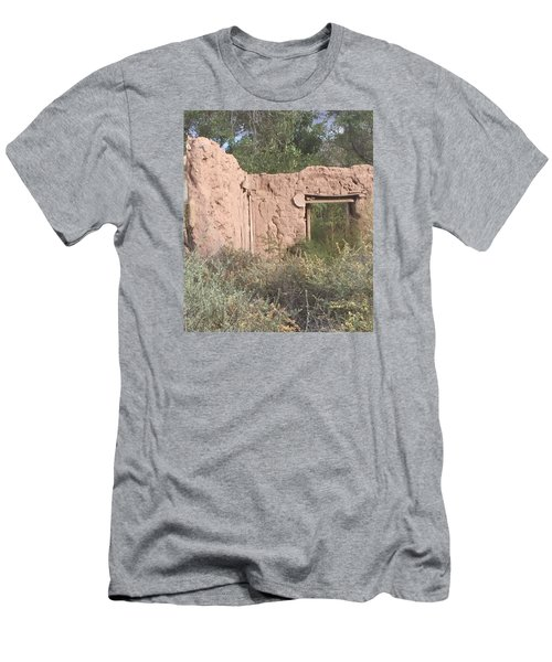 Adobe Men's T-Shirt (Slim Fit) by Erika Chamberlin