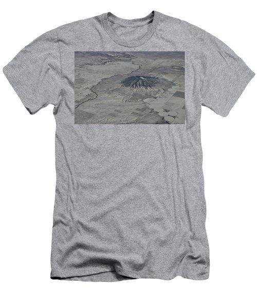 Aerial 5 Men's T-Shirt (Slim Fit) by Steven Richman