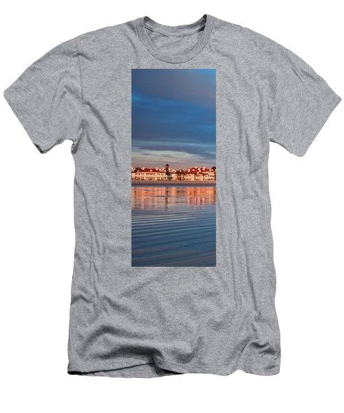 Afloat 6x14 Panel 1 Men's T-Shirt (Athletic Fit)