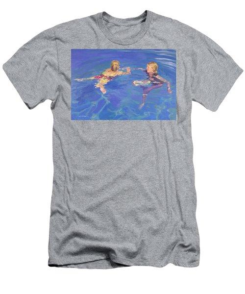 Afloat Men's T-Shirt (Athletic Fit)