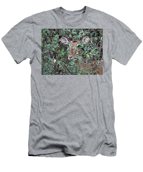 Africa - Animals In The Wild 4 Men's T-Shirt (Athletic Fit)
