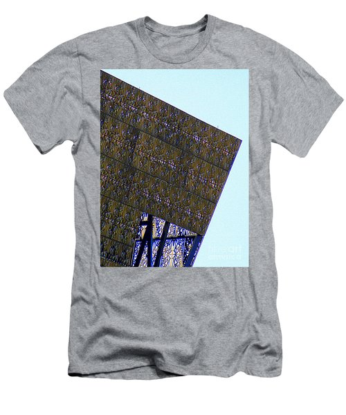 African American History And Culture 4 Men's T-Shirt (Slim Fit) by Randall Weidner