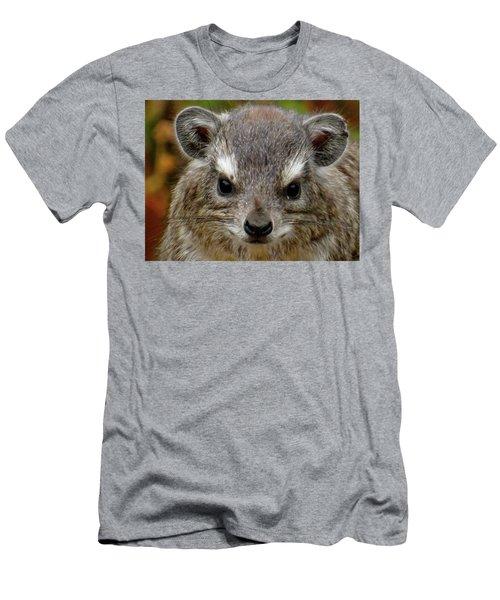 African Animals On Safari - A Child's View 6 Men's T-Shirt (Slim Fit) by Exploramum Exploramum