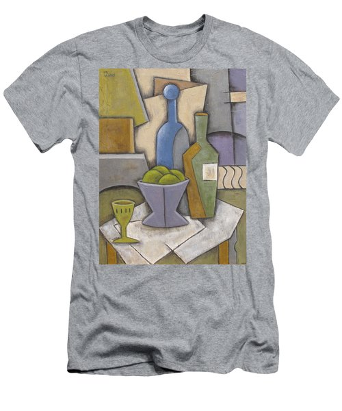 After Hours Men's T-Shirt (Slim Fit) by Trish Toro