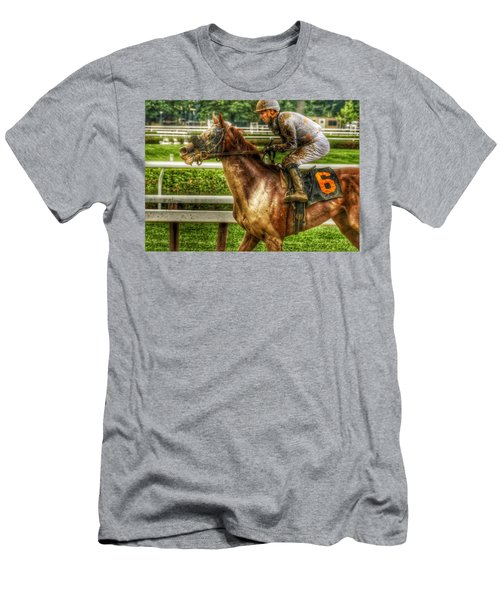 After The Mud Men's T-Shirt (Athletic Fit)