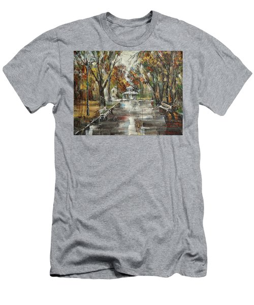 After The Rain IIi Men's T-Shirt (Athletic Fit)