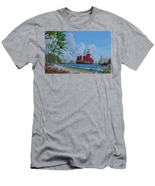 After The Storm Men's T-Shirt (Athletic Fit)