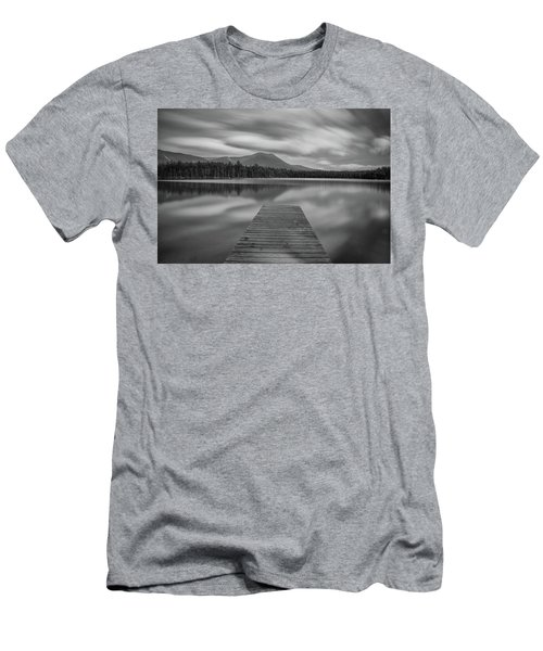 Afternoon At Daciey Pond Men's T-Shirt (Athletic Fit)