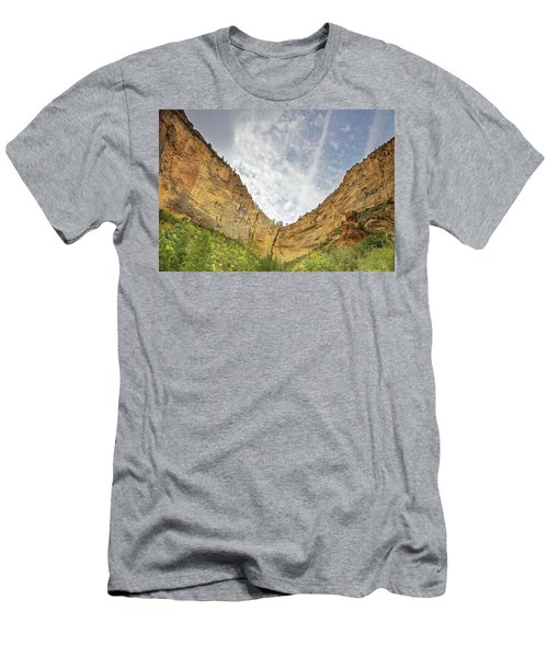 Afternoon In Boynton Canyon Men's T-Shirt (Athletic Fit)