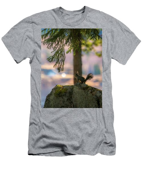Against Brighter Times Men's T-Shirt (Athletic Fit)