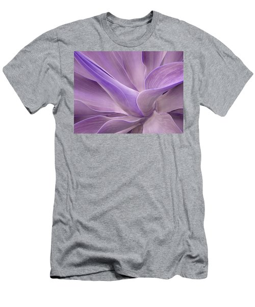 Agave Attenuata Abstract 2 Men's T-Shirt (Athletic Fit)