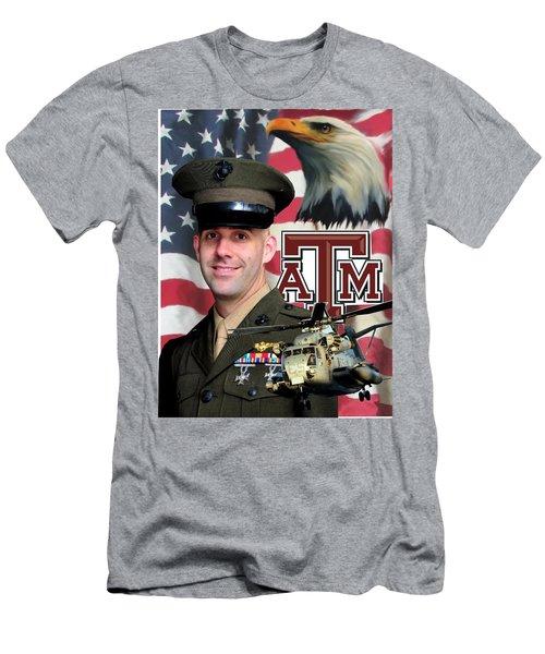 Aggie Major Men's T-Shirt (Athletic Fit)