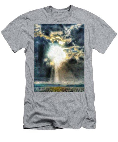 Ahhhh The Sun Men's T-Shirt (Athletic Fit)
