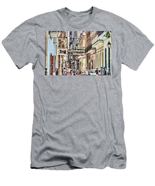 Aire Acondicionado Men's T-Shirt (Athletic Fit)